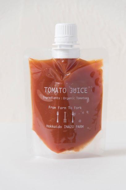 【ふるさと納税】F302 有機トマトジュースパウチ12個(無塩・無添加)【145g×12本】年12回発送