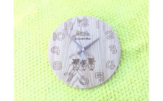 超特価激安 【ふるさと納税】B601 さほっちファミリーの掛け時計【1点】, レフォルモ:3f4717f8 --- rki5.xyz