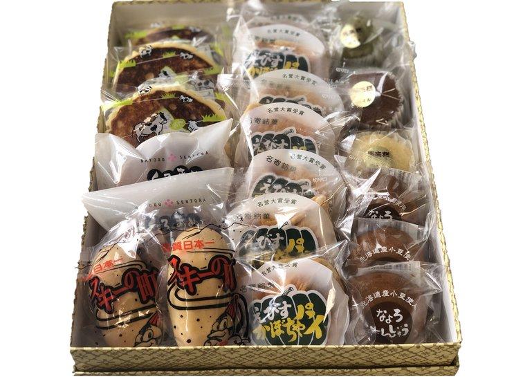 【ふるさと納税】北海道名寄市老舗菓子店「千虎」スイーツセット