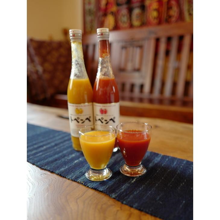 【ふるさと納税】北海道名寄市ノースファーム44トマトジュース「トペンペ」セット