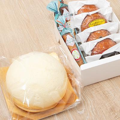 【ふるさと納税】北海道名寄市 ブラジル なよろドームチーズ&焼き菓子