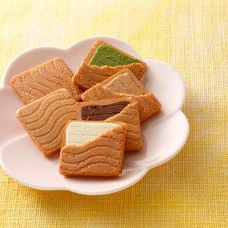 【ふるさと納税】北菓楼 はまなすの恋(チョコレートサンドクッキー)48枚入り