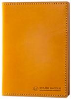 【ふるさと納税】[CS-01] SOMES CS-01 パスポートケース(キャメル)