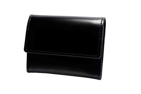 ふるさと納税 VD-04 安売り SOMES スリムウォレット 革製品 財布 革 年中無休 ブラック