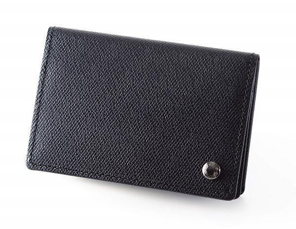ふるさと納税 OX-03 SOMES 名刺入れ 安い 激安 5%OFF プチプラ 高品質 ブラック 革製品 革