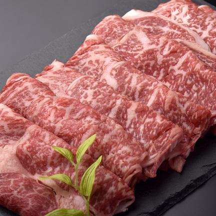 【ふるさと納税】JR032001 焼肉用深川牛
