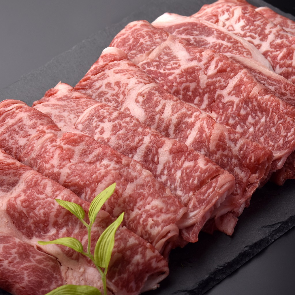 【ふるさと納税】JR016001 深川牛ロース(すき焼き用)