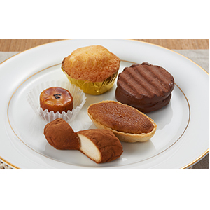 【ふるさと納税】梅月菓子舗の倶知安銘菓5種詰合せ 【お菓子・スイーツ・詰合せ】