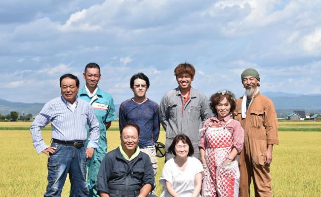 【ふるさと納税】西間農園 ななつぼし(特別栽培米) みがき玄米 20kg 真空パック 5225_sm