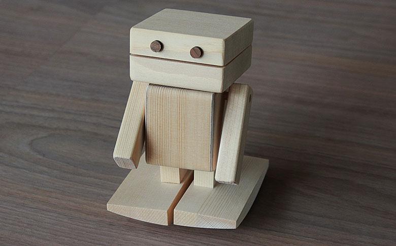 【ふるさと納税】受動歩行ロボットキット