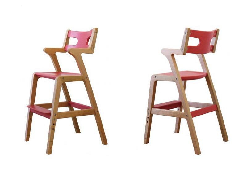 【ふるさと納税】子どものための家具 「rabi kids chair」