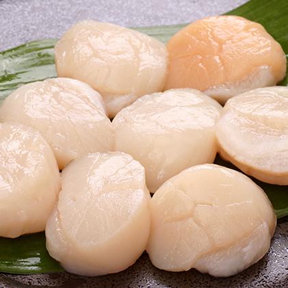 【ふるさと納税】【枝幸ほたて】山武水産 大粒冷凍ほたて貝柱3kg 【魚貝類・帆立・ホタテ】