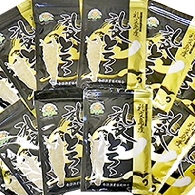 【ふるさと納税】北海道礼文島香深産 礼文とろろ80g×12 【昆布】