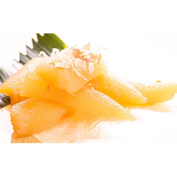 【ふるさと納税】味付き数の子500g 北海道オホーツク佐呂間産 【魚貝類・数の子】 お届け:2019年12月中旬から順次出荷
