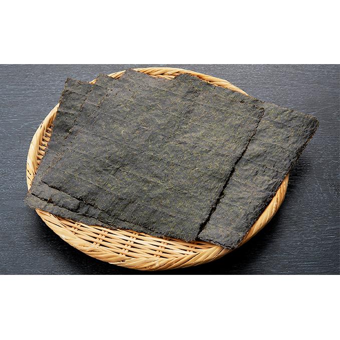 【ふるさと納税】オホーツクサロマ湖焼のり×4袋 【のり・海苔】