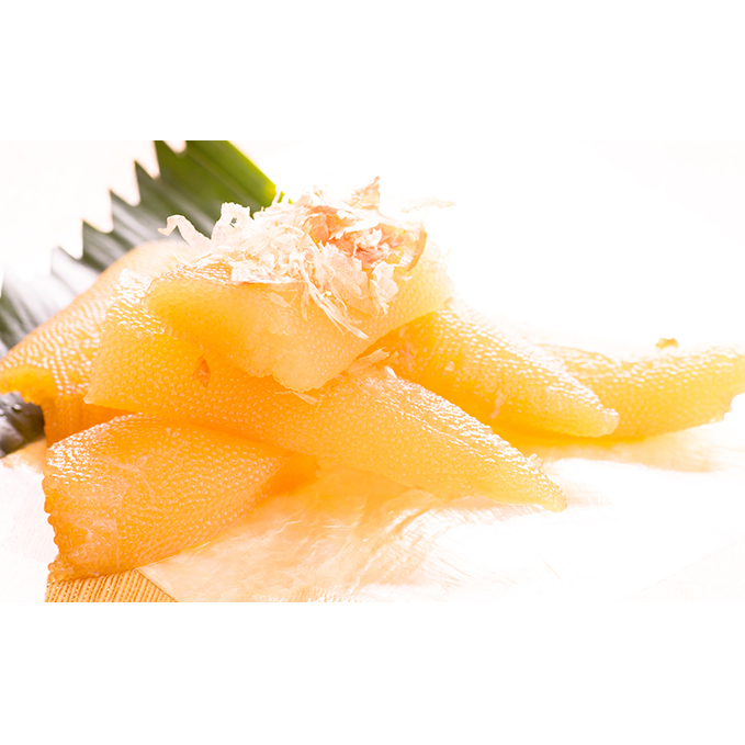 【ふるさと納税】味付き数の子500g 北海道オホーツク佐呂間産 【魚貝類・数の子】 お届け:2020年1月上旬から順次出荷