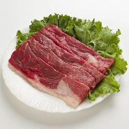 【ふるさと納税】北海道雄武町産 牛肉セット(冷凍) 牛バラ肉350g 牛もも350g