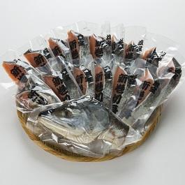 【ふるさと納税】北海道雄武町産 秋鮭(山漬)・ほたてセット 山漬鮭1.3kg ほたて1kg(5S)