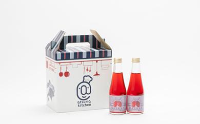 【ふるさと納税】厚真産ハスカップドリンク(12本セット)