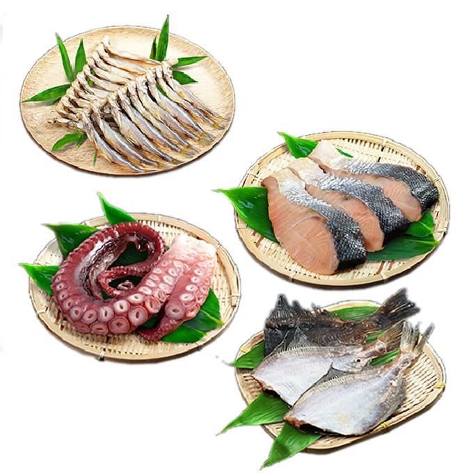 【ふるさと納税】漁師手作り魚詰め合わせセットA 【魚介類・海鮮セット】