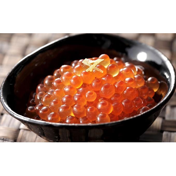 北海道日高町 新作続 ふるさと納税 送料無料/新品 醤油いくら 500g 魚貝類 いくら 加工食品 魚卵 イクラ