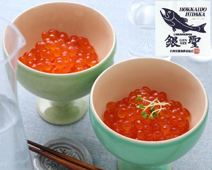 【ふるさと納税】銀聖いくら(醤油漬400g・塩400g)セット[B01-017]