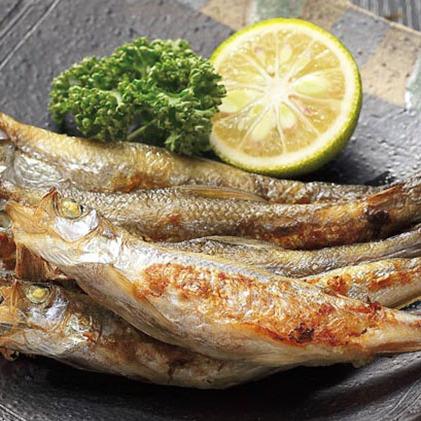 【ふるさと納税】北海道産干しししゃもオス・メス各20尾 【魚貝類・干物】