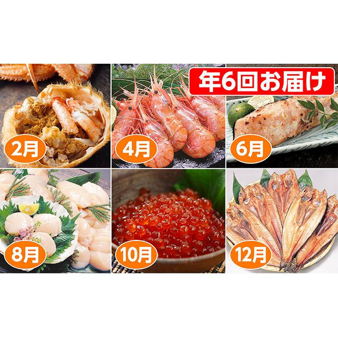 【ふるさと納税】スペシャル海鮮詰め合わせコース 【定期便・蟹・カニ・魚貝類・鮭・サーモン】