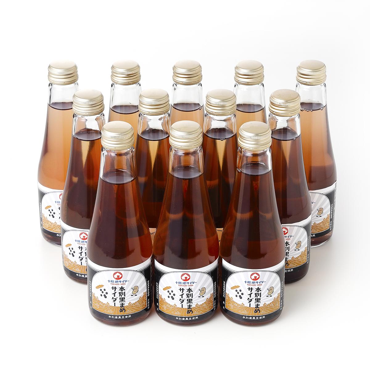 【ふるさと納税】「黒豆サイダー」12本セット, 欧菓子 KUTSUMI:71ce68a3 --- economiadigital.org.br