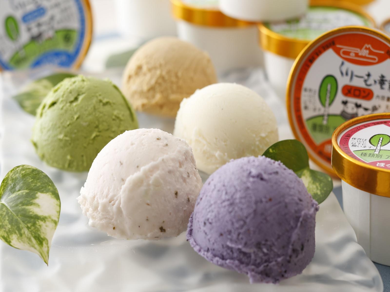 【ふるさと納税】178.くりーむ童話アイスクリームセットE(50個入)
