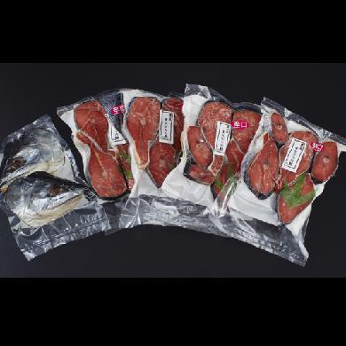 ふるさと納税 日本全国 送料無料 昔ながらのしょっぱ~い塩吹き鮭 物品