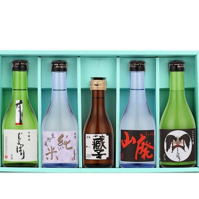 青森県弘前市 ふるさと納税 じょっぱり たまて箱 吟醸酒 日本全国 送料無料 お酒 日本酒 純米酒 爆買い新作 本醸造酒
