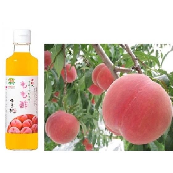 青森県平川市 ふるさと納税 付与 津軽のフルーツビネガー 入荷予定 もも酢275ml×1本 果物 フルーツ もも 桃 果実酢