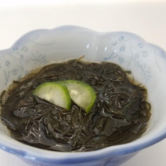 青森県深浦町 爆買いセール ふるさと納税 塩蔵もずく8kg もずく 魚貝類 セール 登場から人気沸騰