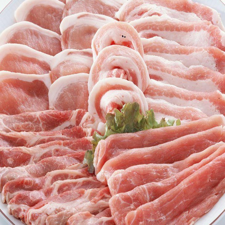 スーパーSALE セール期間限定 ふるさと納税 緊急支援品 引出物 花巻産早池峰三元豚2.4kgセット
