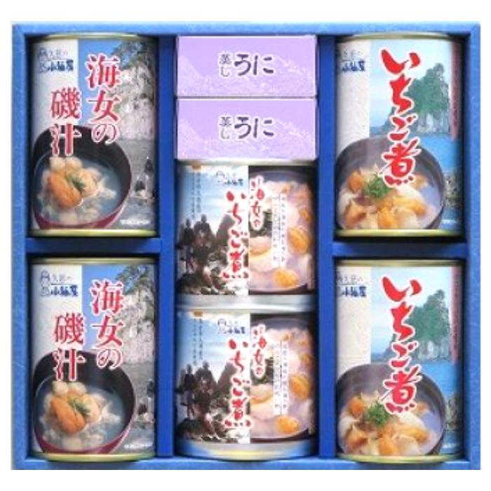 【ふるさと納税】【プレミアムな贈り物】久慈物語プレミアム8缶セット
