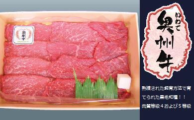 期間限定特別価格 ふるさと納税 いわて奥州牛 未使用品 焼き肉用 400g モモ400g