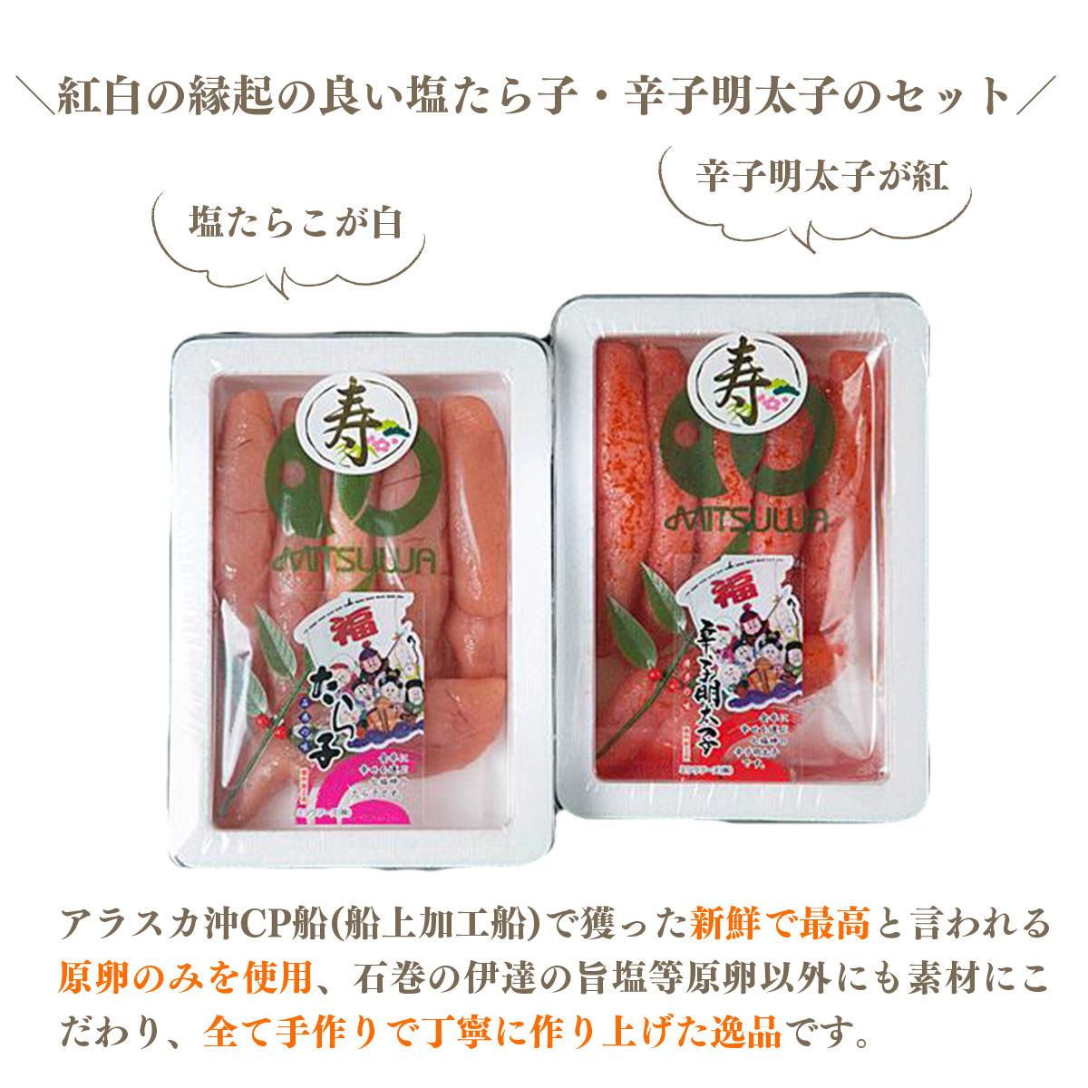 【ふるさと納税】七福神寿たら子セット