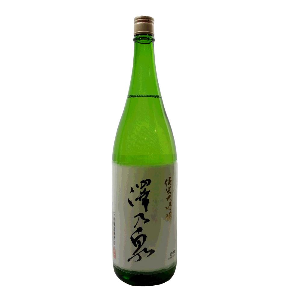 【ふるさと納税】澤乃泉(さわのいずみ)純米大吟醸 1800ml