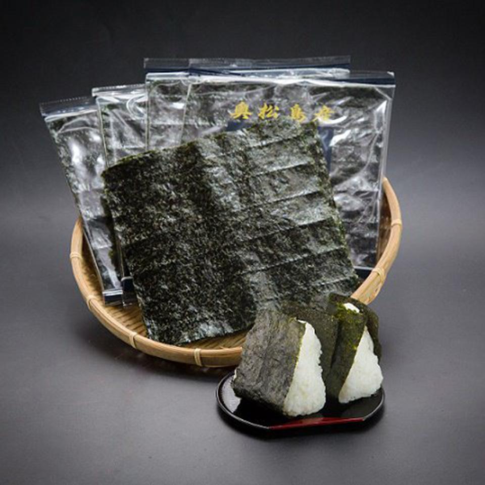 【ふるさと納税】奥松島産焼きのり・味付けのりセット