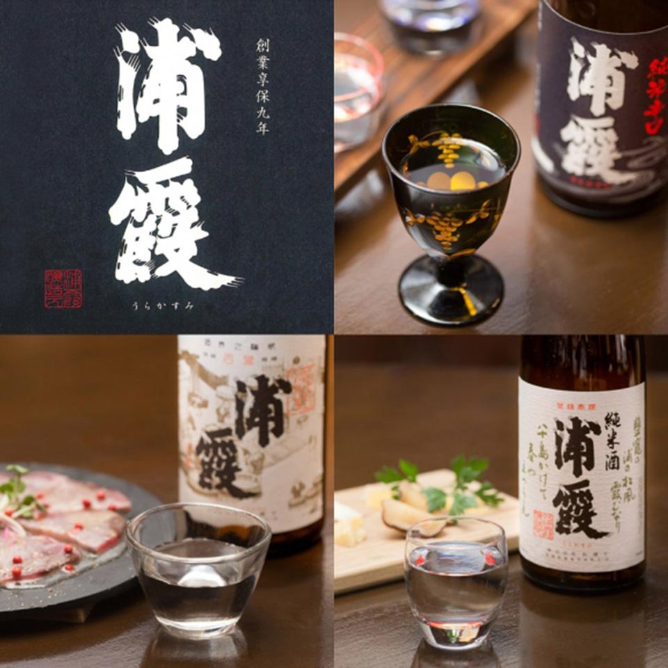 宮城県東松島市 【ふるさと納税】日本酒「浦霞」3本セット
