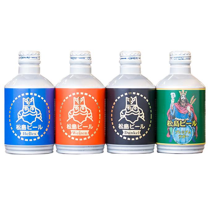 【ふるさと納税】松島ビール 300ml缶 18本セット 【お酒・地ビール】