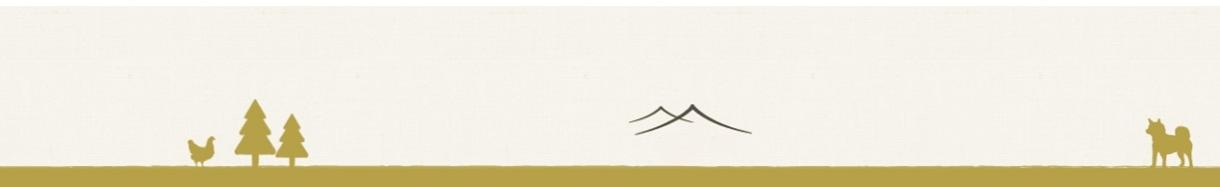 秋田県大館市:忠犬ハチ公のふるさと「大館」より、まごころを込めた特産品をお届け・・・