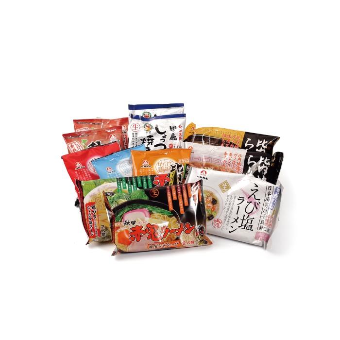 【ふるさと納税】秋田発 グルメ直送便 【麺類・ラーメン・味噌・みそ】