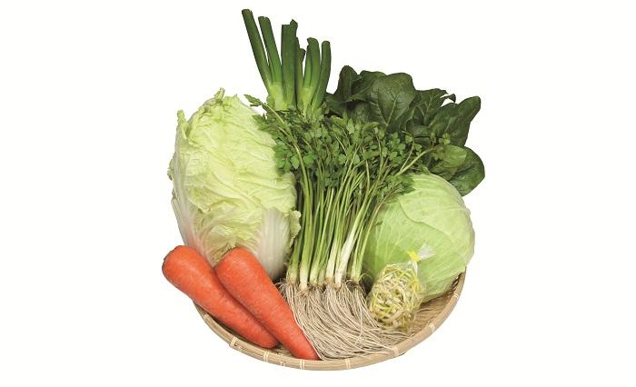 【ふるさと納税】B2601 三関セリと冬野菜の詰合せ