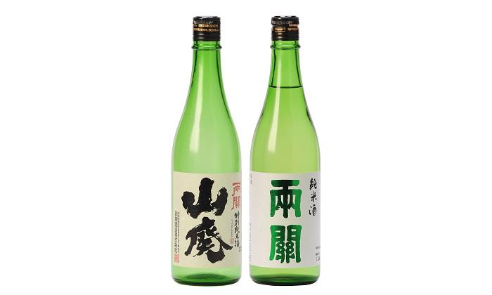 【ふるさと納税】B5002 両関 純米酒2本セット