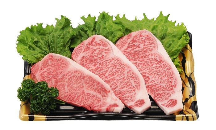 【ふるさと納税】C1801 みなせ牛(秋田産黒毛和牛)特選ステーキ堪能コース