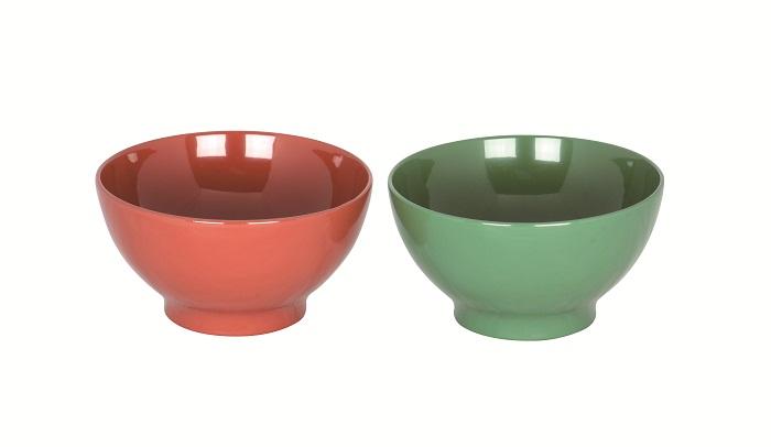 【ふるさと納税】C5901 川連漆器 飯茶椀ペア