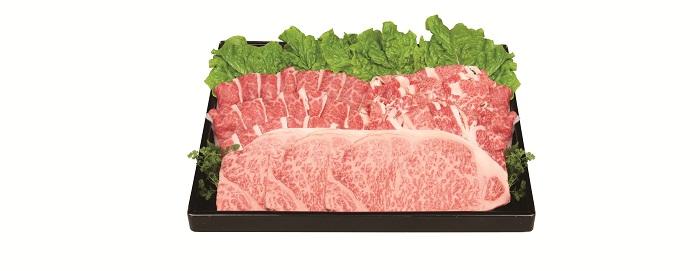 【ふるさと納税】D1801 みなせ牛(秋田産黒毛和牛)満足セット