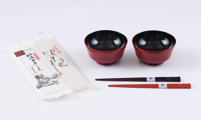 【ふるさと納税】D5401 川連漆器 椀々セット